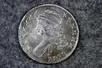 Estate Find 1818  Capped Bust Half Dollar  #D6671