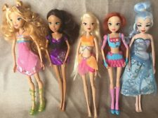 Beautiful Winx Club Doll Lot! 2012 Viacom & Rainbow WOW!
