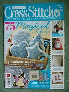 CROSSSTITCHER MAGAZINE ISSUE 260 DECEMBER 2012 VERY GOOD USED CONDITION V
