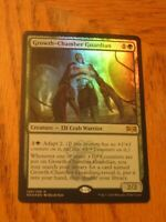 1x FOIL Growth-Chamber Guardian, NM, Ravnica Allegiance, Standard Simic Elf
