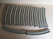 286H Märklin 5100 Ho Lot 12 Rails Courbes 1:87 Voie M