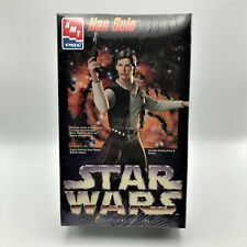 AMT Ertl 1/6 scale Star Wars Han Solo Collector Edition Vinyl Model Kit Sealed