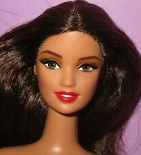 Barbie Passport Dotw Doll of the World Spain Spanish Teen Skipper Head Lovely