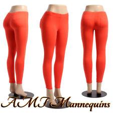 Female mannequin Brazilian legs+plastic stand, display leggings,1Pair legs -Ft10