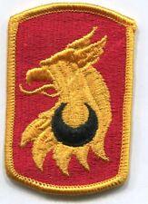 US Army 209th Field Artillery Brigade FA COLOR patch