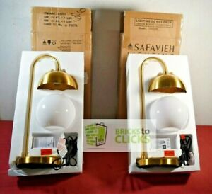 """Safavieh- Cappi 20.5"""" H Table Lamp Qty of 2"""