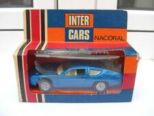 Lamborghini Espada GT2+2 blue met Nacoral Intercars MIB 1:43 n ferrari VERY RARE