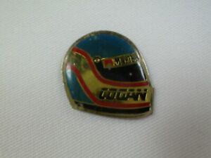 Kevin Cogan Driver Helmet Collector Lapel Pin Marlboro Team Penske Indy
