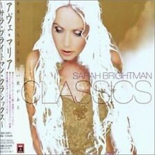 SARAH BRIGHTMAN-CLASSICS-JAPAN CD F37