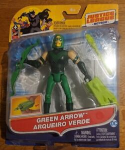 Mattel Justice League Action power connects - Green Arrow FGP25