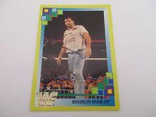 Carte WWF Card MERLIN  COLLECTIONS - BROOKLYN BRAWLER n°59 - TITAN SPORTS 1993