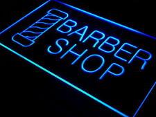 i005-b OPEN NEW Barber Shop Hair Cut Neon Light Sign