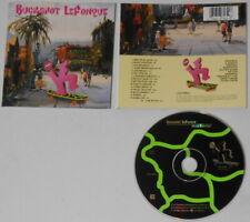 Buckshot LeFonque (Branford Marsalis) - Music Evolution - U.S. cd