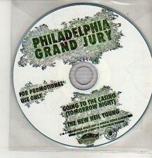 (CM802) Philadelphia Grand Jury, Going to the Casino (Tomorrow Night) - DJ CD