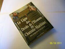 LIGUE DES DROITS DE L'HOMME en CHARENTE-MARITME ..c.valin