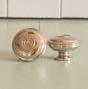 Regency Bloxwich Large Cabinet Knob - Nickel