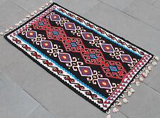 Turkish Ki 00004000 lim Rug 25'x43' Hand Woven Van Kilim 66x110cm