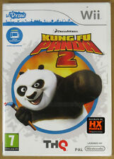 Videogame Kung Fu Panda 2 Nintendo Wii (U-DRAW) edizione Italiana NEW & SEALED
