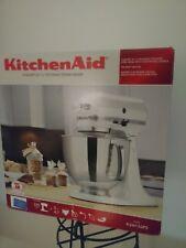 KitchenAid 5 Quart 325 Watt Tilt Head Stand Mixer. Stainless Steel Bowl.