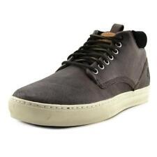 Stivali, anfibi e scarponcini da uomo Timberland grigio con stringhe