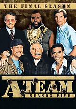 A-Team - Season/Staffel 5 # 3-DVD-BOX-NEU