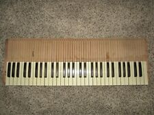 Full Set Antique Piano Keys Victorian Parlor Pump Reed Organ Keyboard Part Art!
