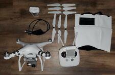 DJI phantom 3 advanced 4k drone quadcopter no reserve