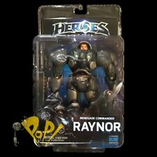 Heroes of the Storm Ser 3 RAYNOR Renegade Commander Action Figure NECA Starcraft