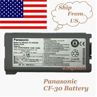 Genuine OEM CF-30 Battery CF-VZSU46 for Panasonic CF-31 CF-53 CFVZSU46AU 87WH
