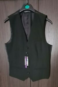 Mens formal waistcoat, all sizes available by Primark. Brand new with tags.