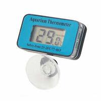 Digitale Unterwasser Aquarium-LCD Waterproof Thermometer Temperatur Messgerät