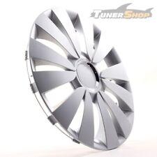 4 Tapacubos rueda 14 pulgadas Sky silber para Citroen Ford Lancia MINI Renault S