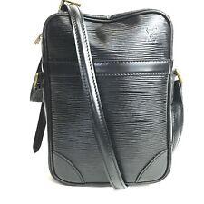 Louis Vuitton Epi Danube shoulder bag black M45632 Used