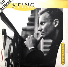 Sting ‎CD Single When We Dance - France (VG+/EX)