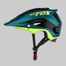 atmospheri Mountain MTB Bike Helmet Detachable Visor Vents Bicycle Straps Cyclin