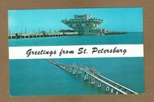 St.Petersburg,FL Florida, 5 Story Pier designed as an inverted Pyramid