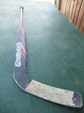 "Great Old Wooden 55"" Long Hockey Stick Goalie Sher-Wood"