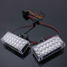 Car Daytime Running Light Flashing Emergency Warning Strobe lights