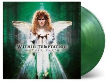 Within Temptation - Mother Earth COLOURED Vinyl LP NEW/SEALED