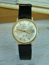 Watch Rotary Commandore Automatic Ultra Slim 21 jewels Mens Vintage Swiss watch