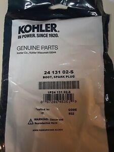 New Kohler OEM Spark Plug Boot 2413102-S