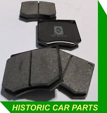 TRIUMPH TR6 1972-76 - Standard BRAKE PADS for LATER M16P Metric Calipers
