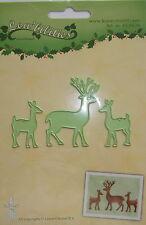 Lea'bilities Design Die Cutter, Deer, craft, card making, Ref 0836
