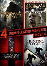 Hunting The Legend Black Water Vampire Monster DVD