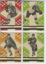 11/12 OPC Winnipeg Jets Retro 4 card lot - Ladd Cormier Hawerchuk Zubarev RC +