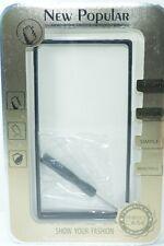 New Premium Quality Metal Side Bumper Case For Xiaomi-Mi3 MI3 BLACK