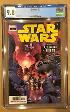 STAR WARS # 3 CGC 9.8! (4/20)