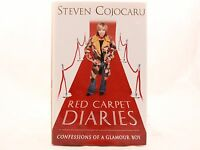 Red Carpet Diaries: Confessions of a Glamour Boy by Steven Cojocaru HC/DJ