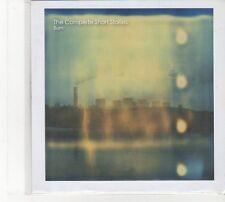 (FD255) The Complete Short Stories, Burn - 2010 DJ CD