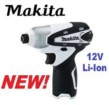"""MAKITA 12V 12 Volt Lithium-Ion Cordless 1/4"""" Impact Driver DT01 DT01WZ Tool Only"""